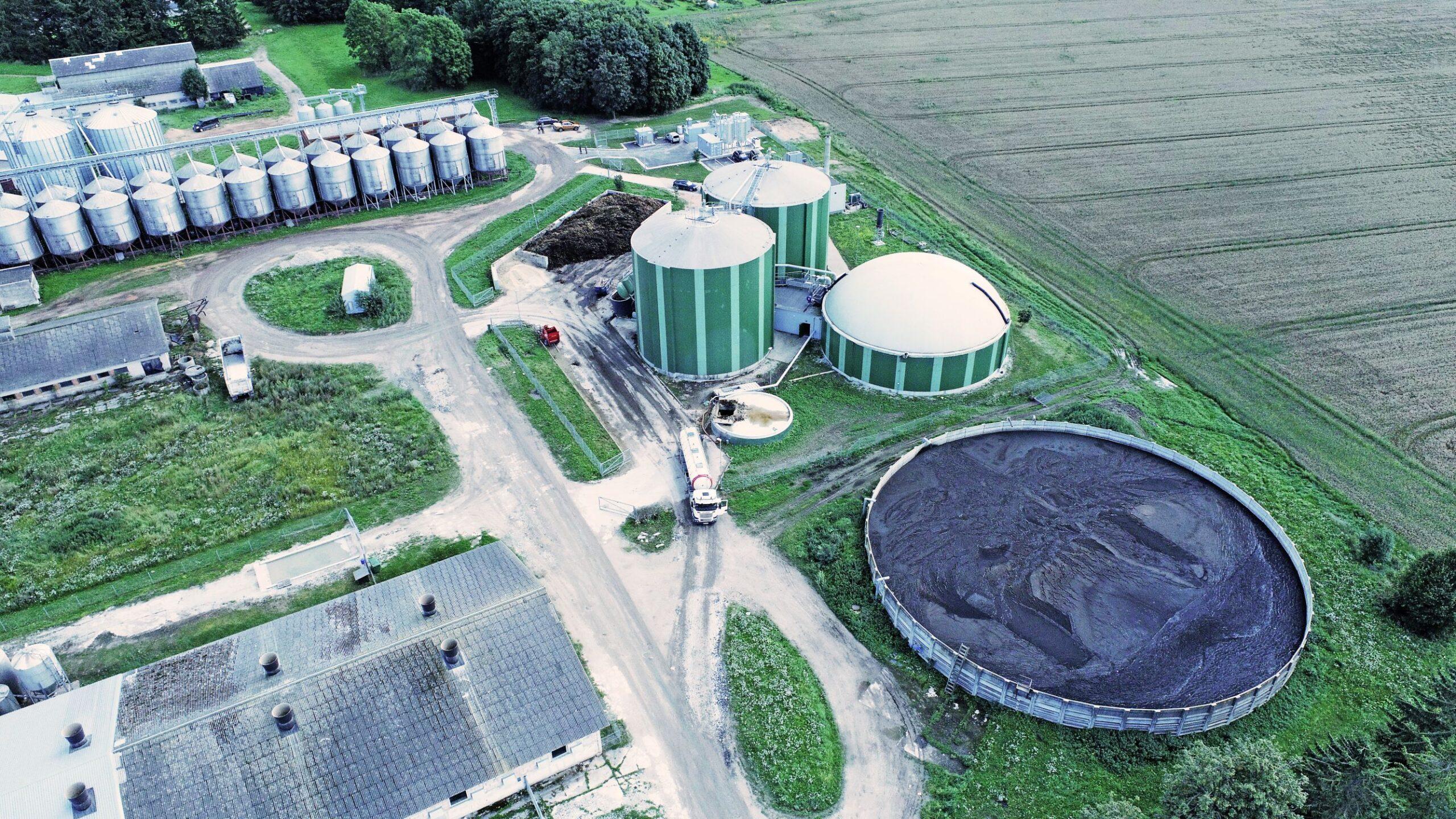 Elenger Biomethane